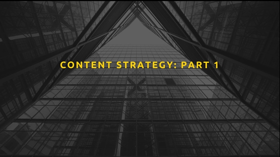 Content Strategy Part 1: Who Is Your Target Audience